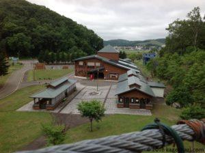 うらほろ森林公園-吊り橋からの風景01