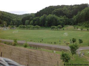 うらほろ森林公園-吊り橋からの風景02