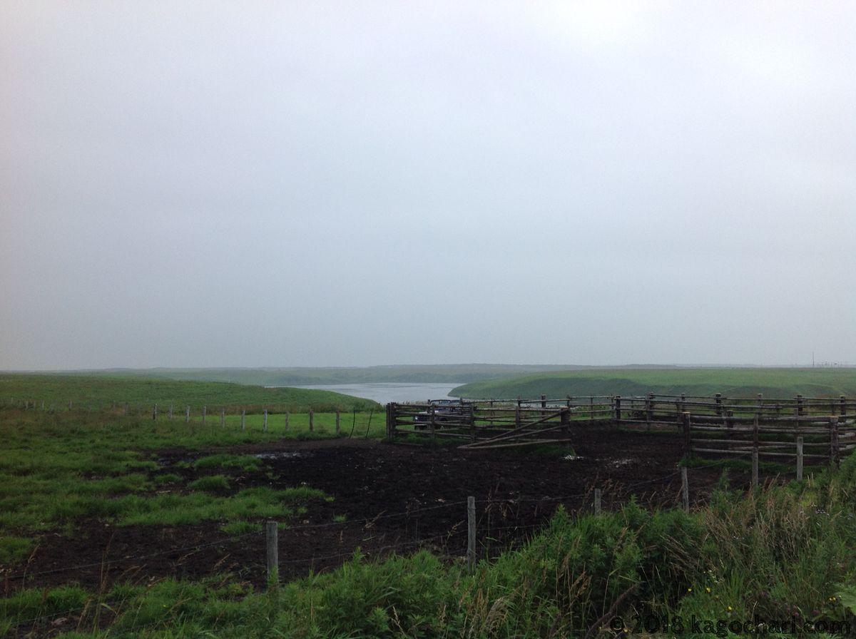 納沙布岬オホーツク海側