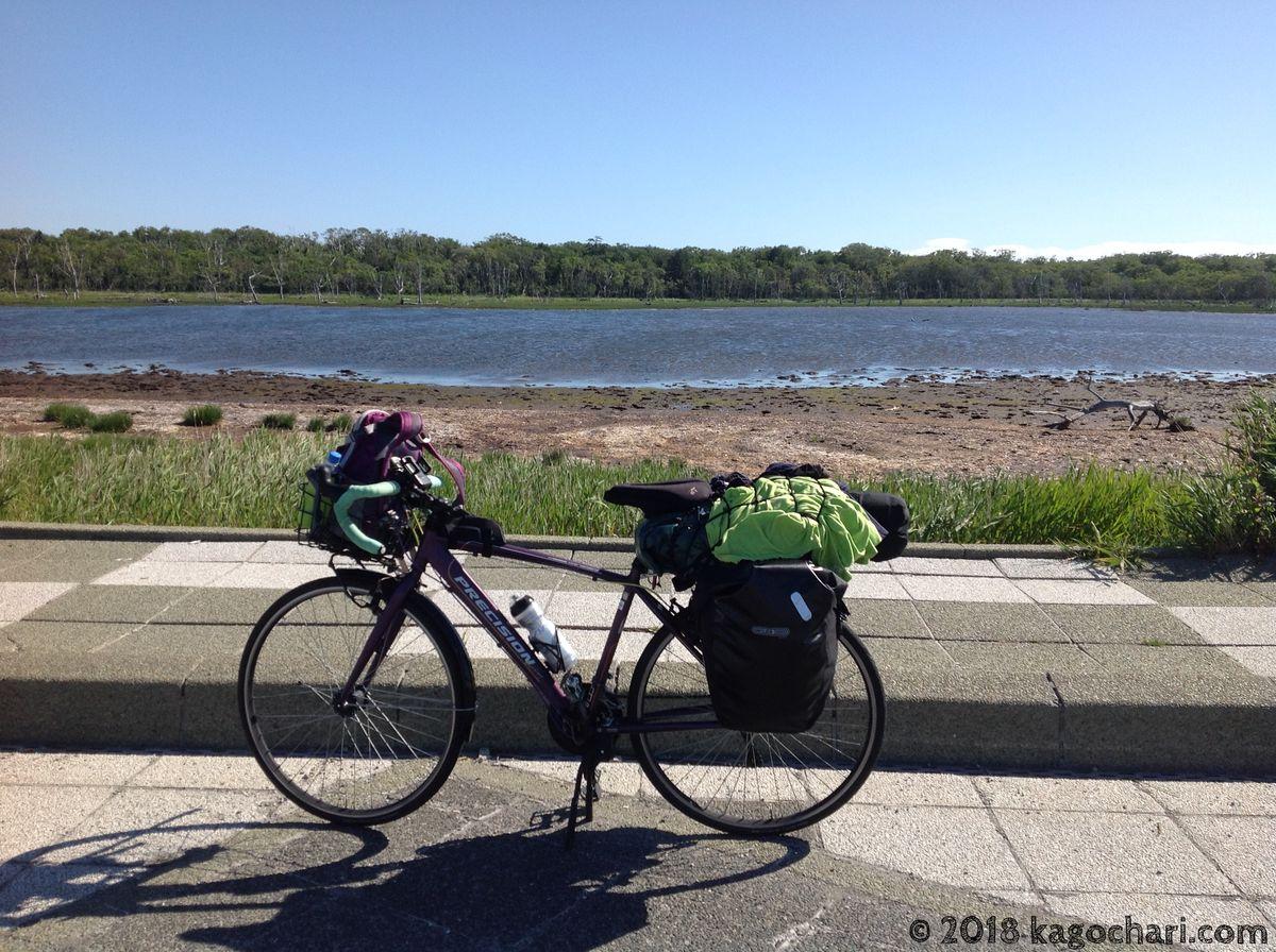 野付半島を自転車で走る-03