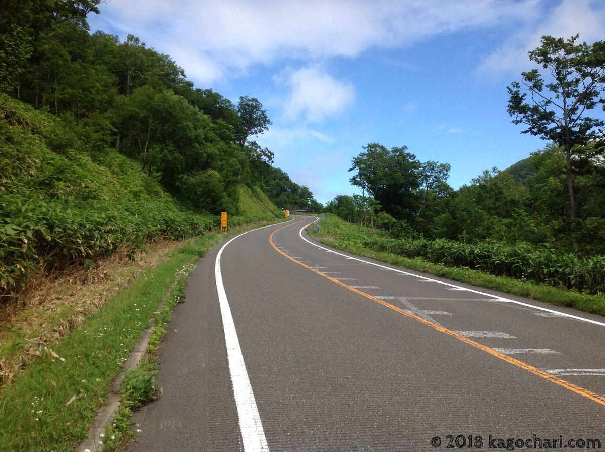 自転車で知床峠-02