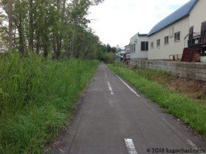 オホーツクサイクリングロード-実際の風景01