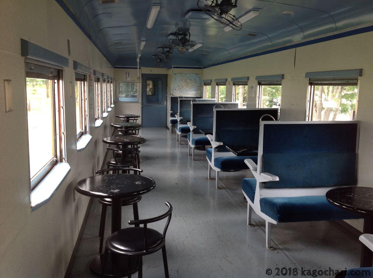 道の駅おこっぺ-休憩所