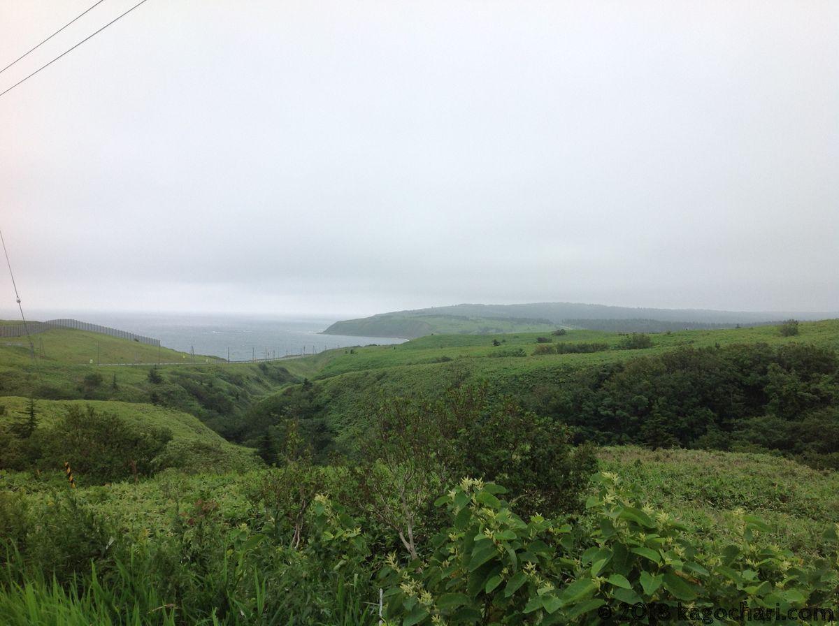 宗谷岬周辺の自然