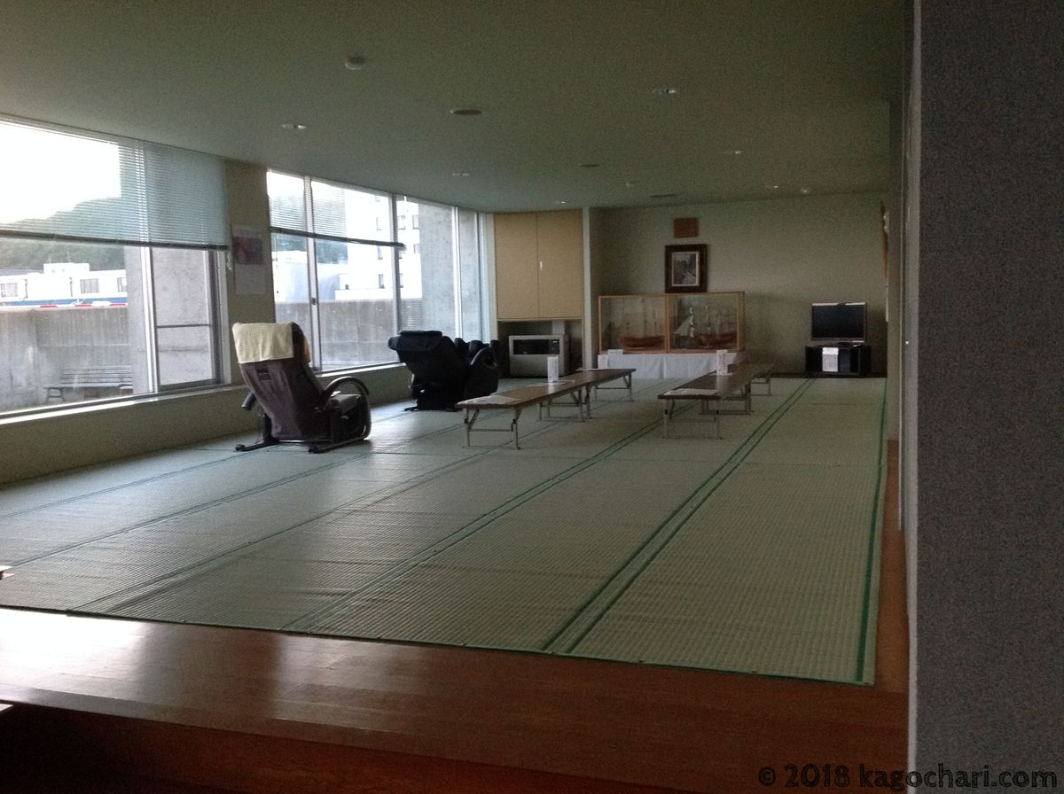 round-hokkaido-19-稚内ポートサービスセンター-休憩所