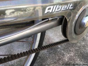 アルベルト-ベルトドライブ