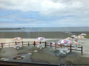 海水浴場ホワイトビーチ