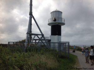 神威岬-灯台