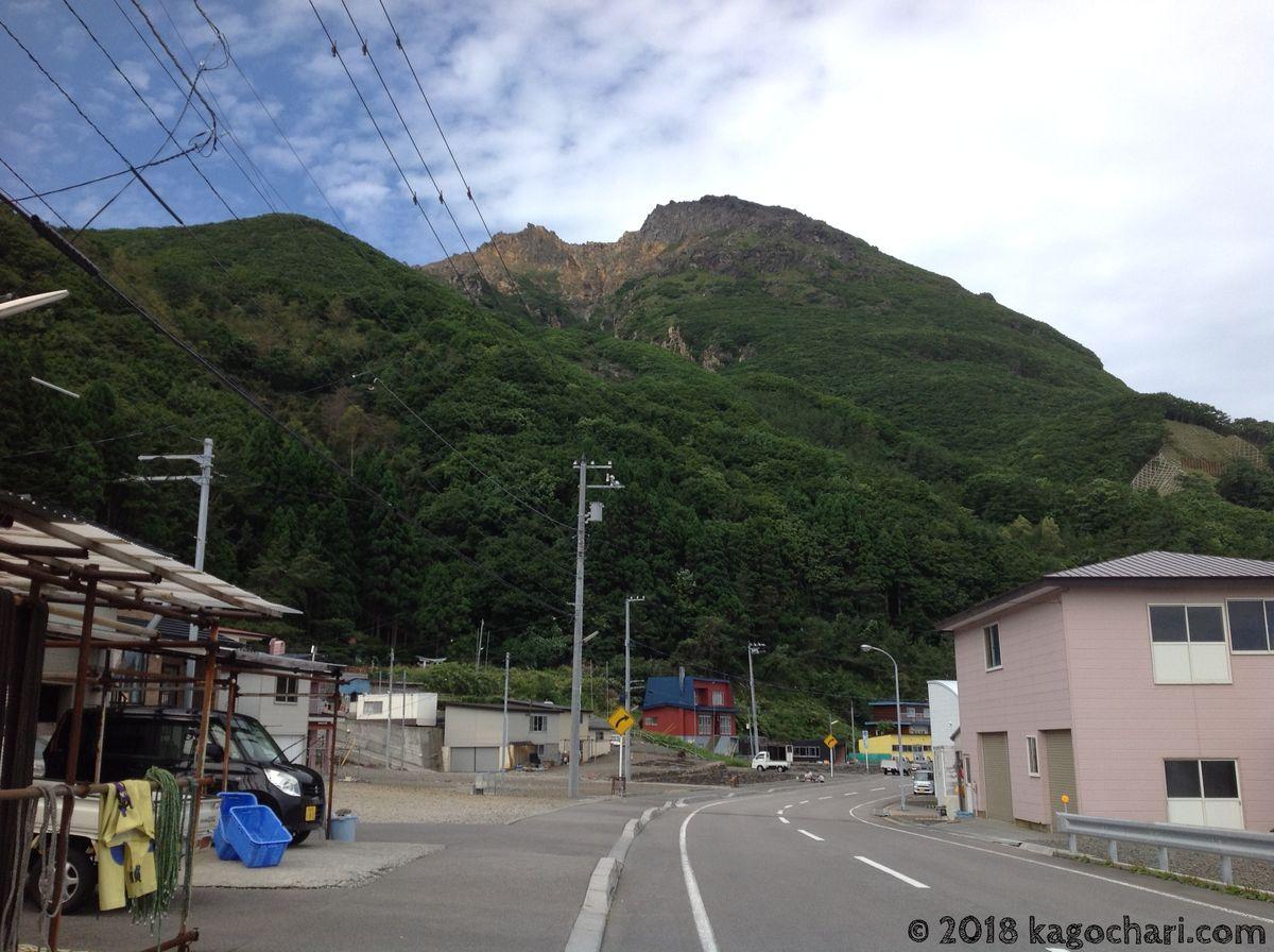 道道635号-恵山付近