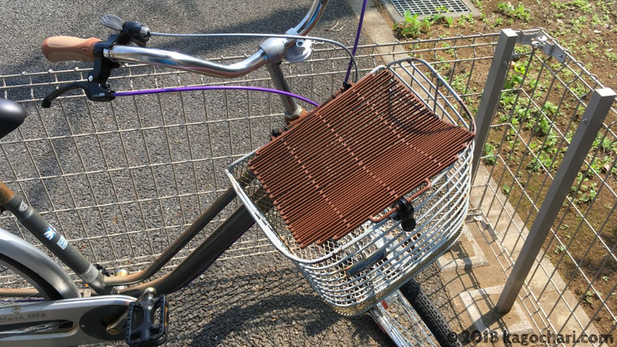 自転車カゴ用防犯ネットアイキャッチ画像