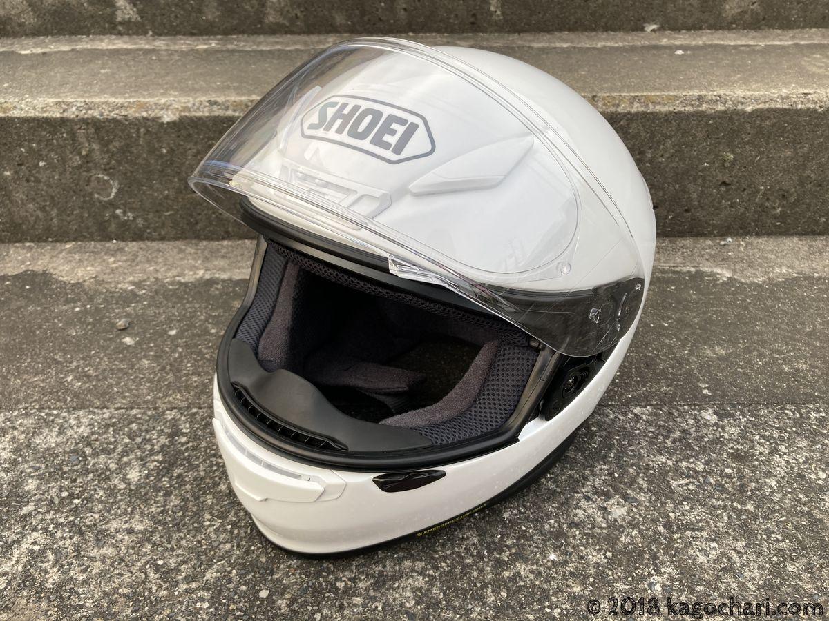 ヘルメット-SHOEI-Z-7